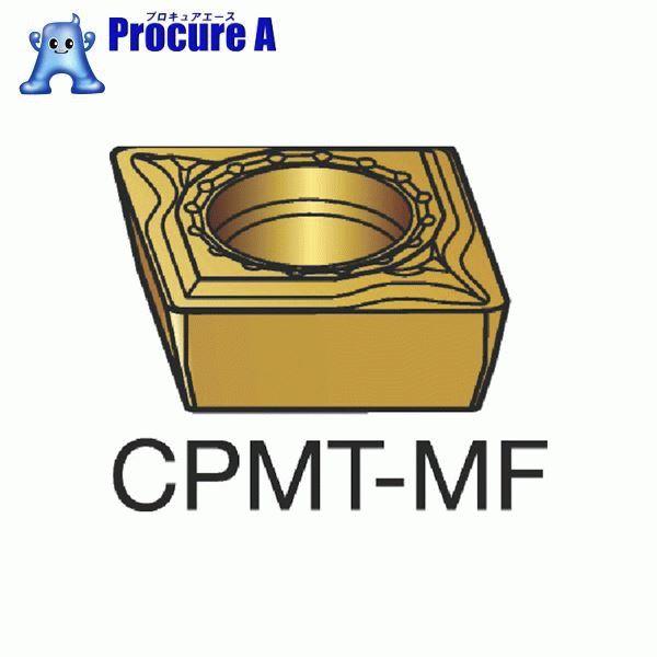 サンドビック コロターン111 旋削用ポジ・チップ 1125 COAT CPMT 06 02 02-MF 1125 10個▼606-8821 サンドビック(株)コロマントカンパニー