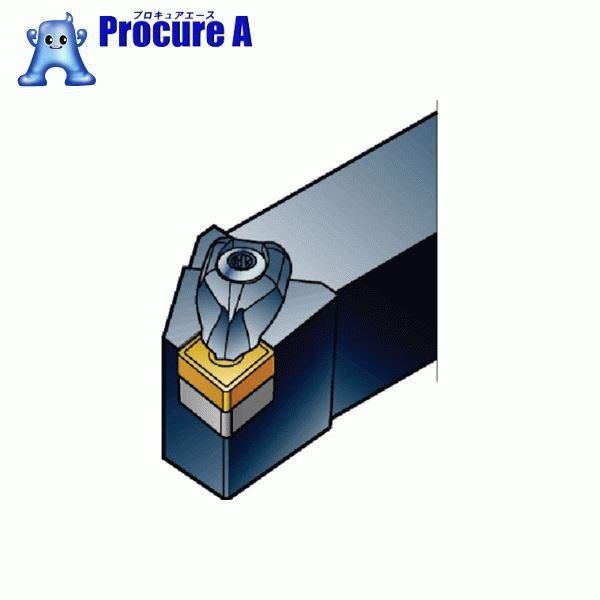 サンドビック コロターンRC ネガチップ用シャンクバイト DCLNR 4040S 12 ▼609-6425 サンドビック(株)コロマントカンパニー
