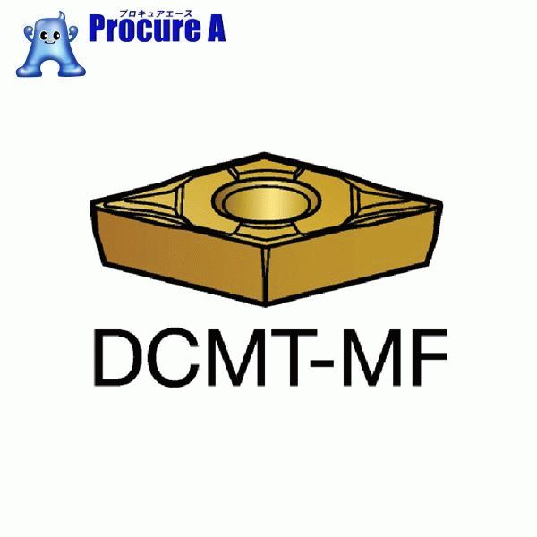 サンドビック コロターン107 旋削用ポジ・チップ 2025 COAT DCMT 11 T3 08-MF 2025 10個▼609-6557 サンドビック(株)コロマントカンパニー