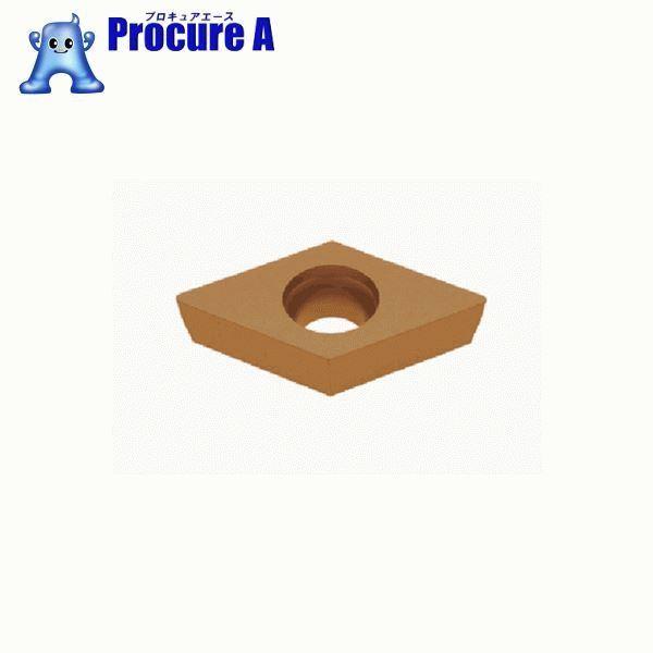 タンガロイ 旋削用M級ポジTACチップ COAT DCMW070208 T5115 10個▼701-0591 (株)タンガロイ