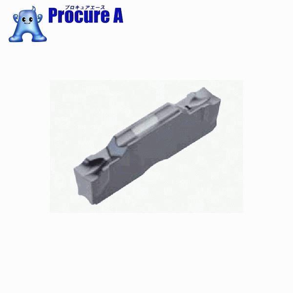 タンガロイ 旋削用溝入れTACチップ COAT DGS3-020-15L GH130 10個▼708-6865 (株)タンガロイ