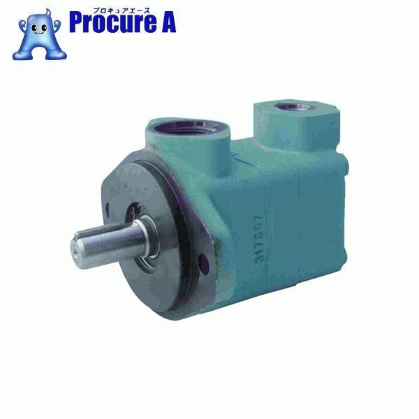ダイキン 小型中圧ベーンポンプ DE10-1-R-10 ▼763-6369 ダイキン工業(株)