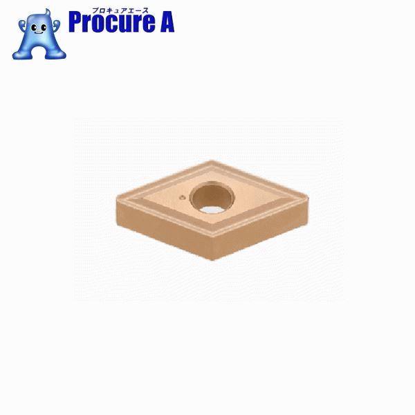タンガロイ 旋削用M級ネガTACチップ COAT 10個 DNMG150608 T9115 ▼703-1611 (株)タンガロイ