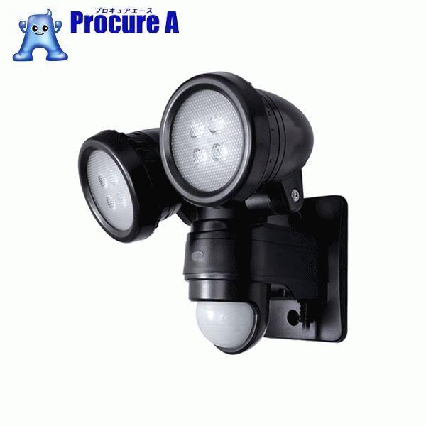 デルカテック LEDセンサーライト DSLD10B2 ▼835-9906 DXアンテナ(株)