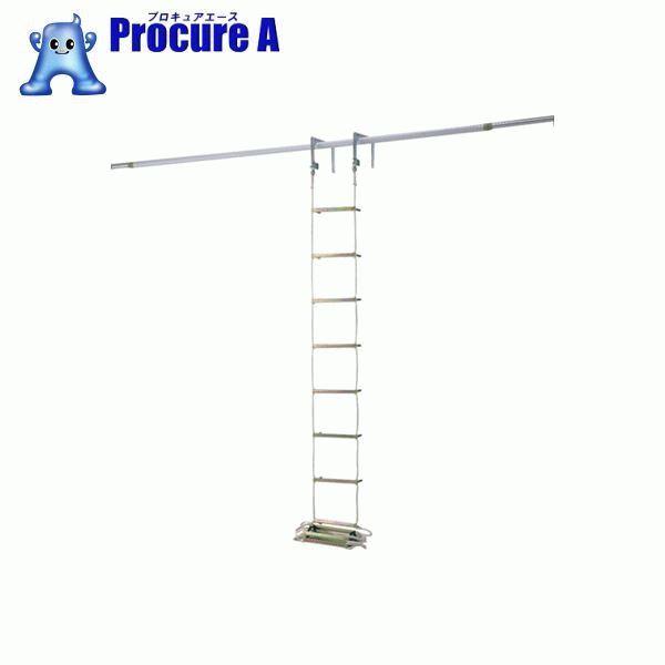 ピカ 避難用ロープはしご EK型4m EK-4 ▼243-0142 (株)ピカコーポレイション Pica 【代引決済不可】