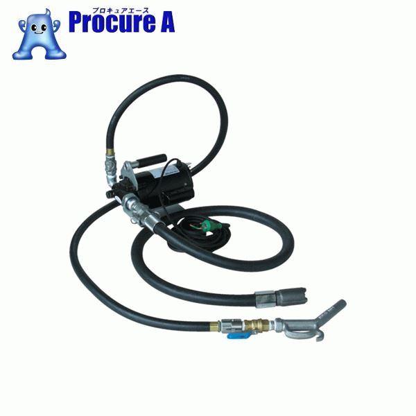 アクアシステム 高粘度オイルホース接続 ▼410-0433 EVH-100 アクアシステム(株) 電動ポンプ(100V) 油