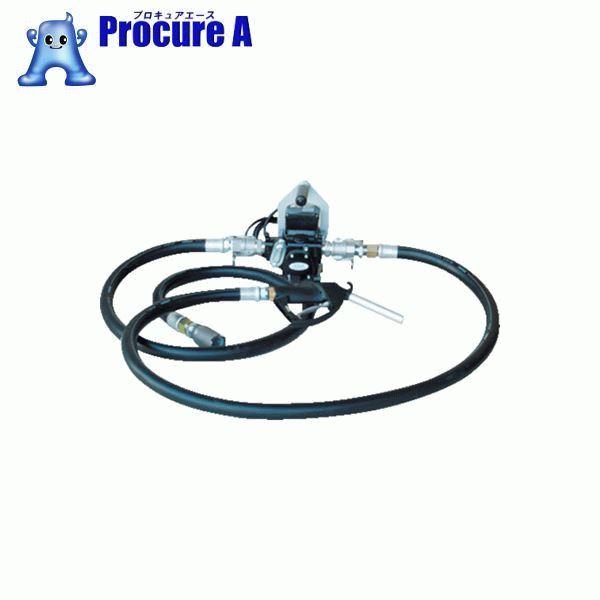 アクアシステム ホース接続電動ポンプ (100V)灯油・軽油 EVPH56-100 ▼410-0450 アクアシステム(株)
