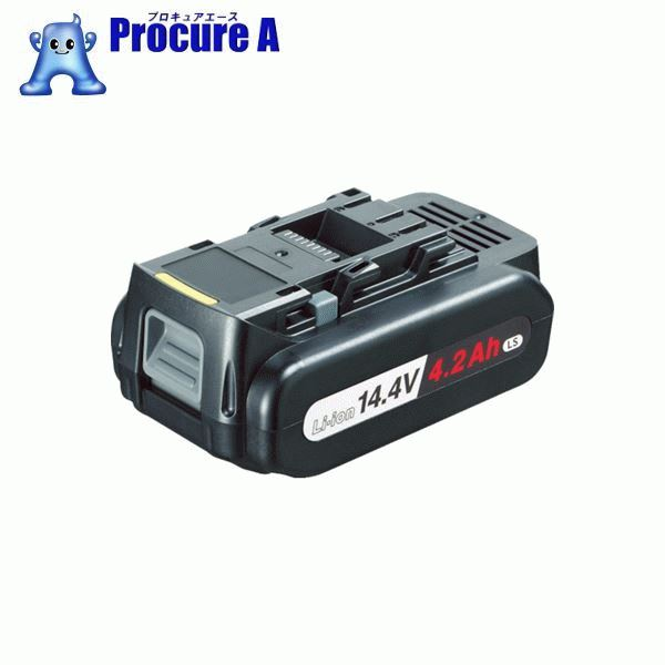 Panasonic 14.4V4.2Ahリチウムイオン電池パック EZ9L45 ▼421-6890 パナソニック(株)エコソリューションズ社