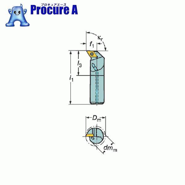 サンドビック コロターン111 ポジチップ用ボーリングバイト F10M-SDUPR 07-ER ▼606-0820 サンドビック(株)コロマントカンパニー