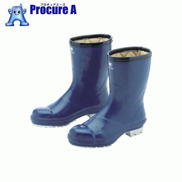 ミドリ安全 氷上で滑りにくい防寒安全長靴 FBH01 ホワイト 27.0cm FBH01-W-27.0 ▼837-0705 ミドリ安全(株)