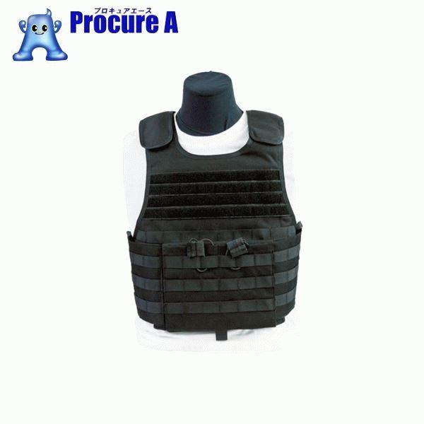 US Armor 防弾ベスト MSTV500(6000) ブラック M F-500777-RS-BLK-M ▼855-7197 U.S. Armor社