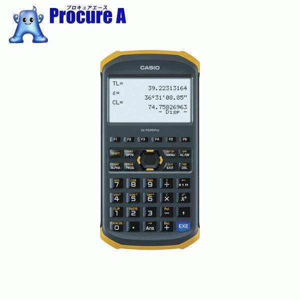 カシオ 関数電卓 FX-FD10PRO ▼494-2582 カシオ計算機(株)