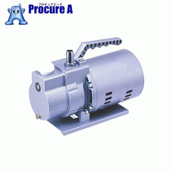ULVAC 単相100V 油回転真空ポンプ G-20DA ▼353-8702 アルバック機工(株)