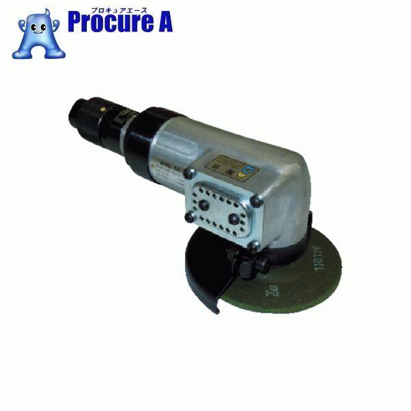 ヨコタ 消音型ディスクグラインダー G40 ▼444-7174 ヨコタ工業(株)