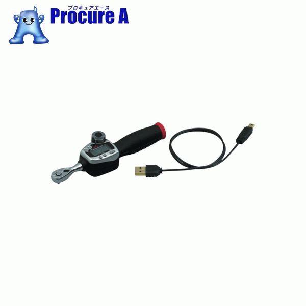 KTC デジラチェ データ記録式(USB用) GED200-R4-U ▼410-6300 京都機械工具(株) 【代引決済不可】