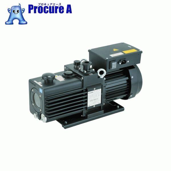 ULVAC 単相マルチ 油回転真空ポンプ GLD-137CC ▼771-0232 アルバック機工(株)