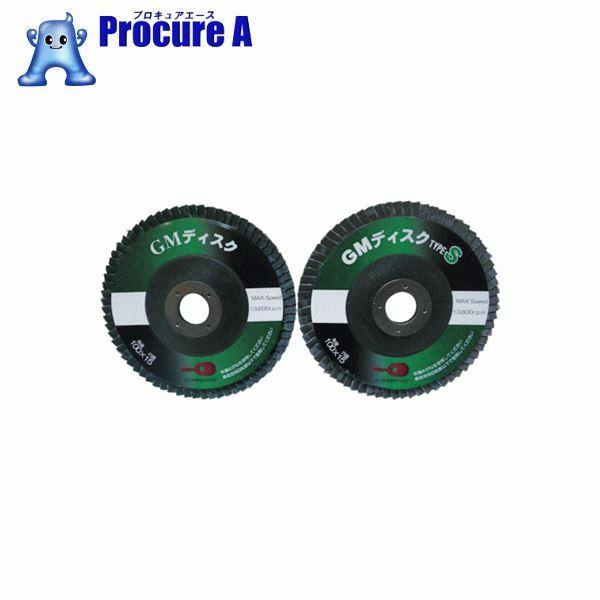 ミユキ GMディスク-S(ジルコニア) 10枚 GM100S-40 ▼788-6390 ミユキ産業(株)