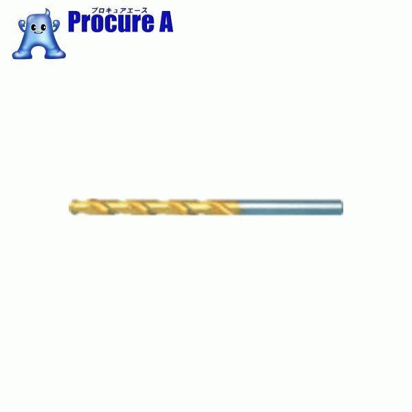 三菱K ストレートドリル0.7mm 5本 GSDD0070 ▼664-4601 三菱マテリアル(株)