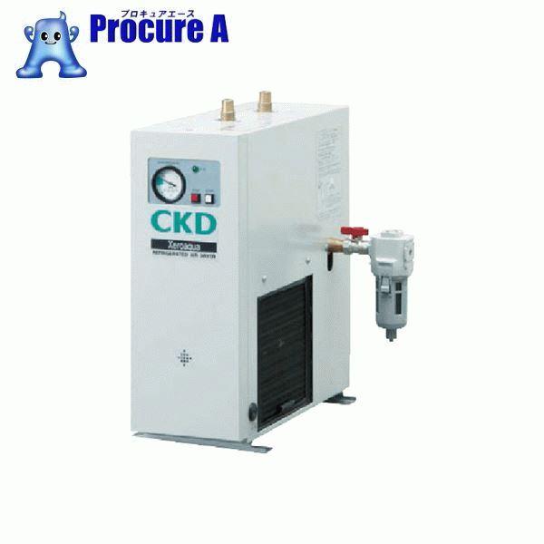 CKD 冷凍式ドライア ゼロアクア GX5203D-AC100V ▼483-6464 CKD(株) 【代引決済不可】