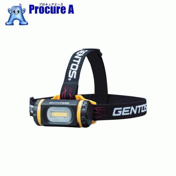 GENTOS 防爆LEDヘッドライト GANZ BH10 GZ-BH10 ▼819-3859 ジェントス(株)