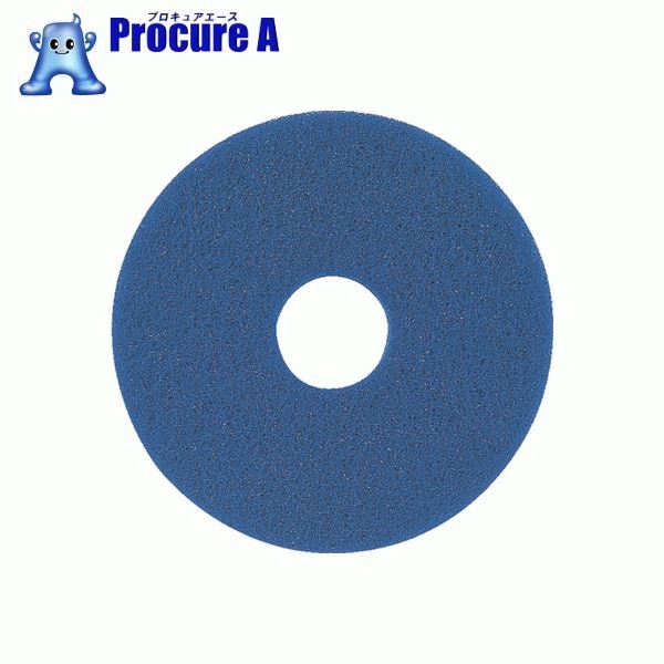 アマノ フロアパッド13 青 HEC801400 5枚▼496-1544 アマノ(株)