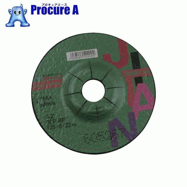 富士 JITAN(ジタン)AZ 46P BF 125×4×22 25枚 JTNAZ46P1254 ▼828-5477 富士製砥(株)
