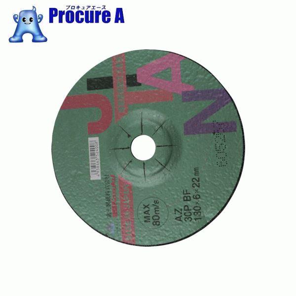富士 JITAN(ジタン)AZ 60P BF 180×3×22 JTNAZ60P1803 25枚▼828-5483 富士製砥(株)