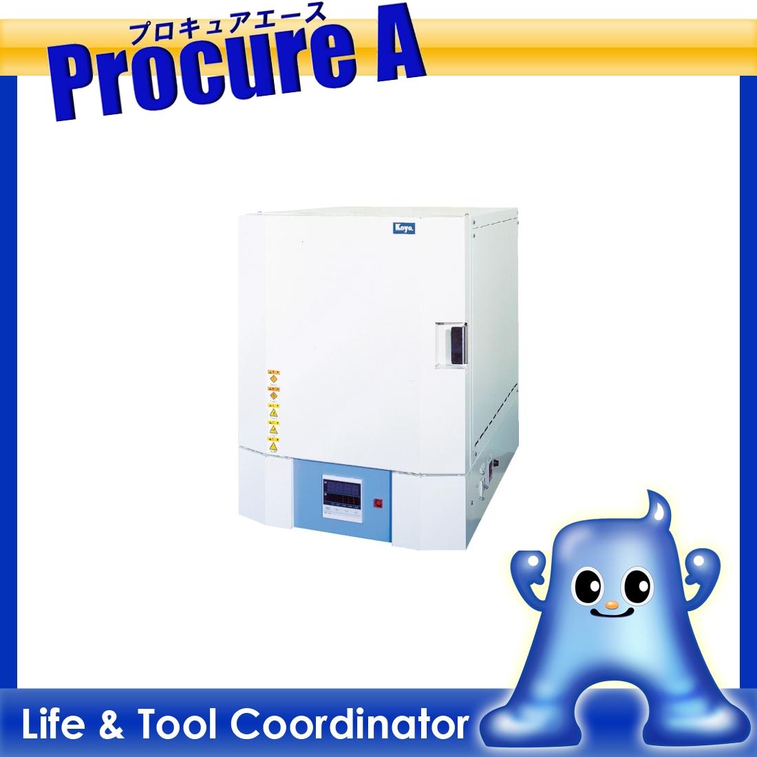 光洋 小型ボックス炉 1150℃シリーズ 温度調節計仕様 KBF794N1 ▼458-6638 光洋サーモシステム(株) 【代引決済不可】