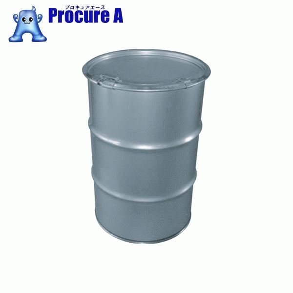 JFE ステンレスドラム缶オープン缶 KD-020L ▼291-9141 JFEコンテイナー(株)