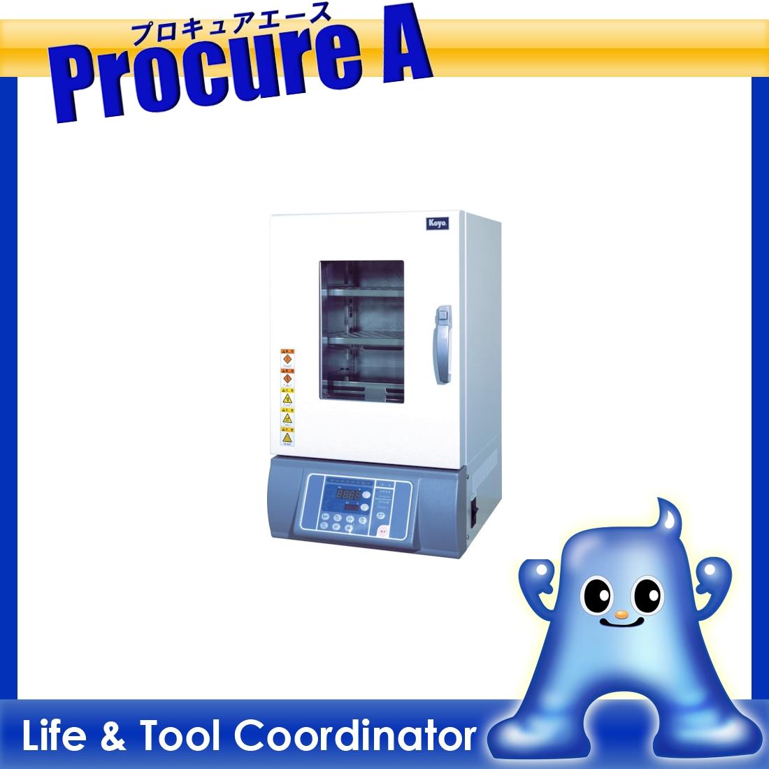 光洋 熱風循環式オーブン 常用使用温度範囲RT+20~200℃ KLO-45M ▼458-6689 光洋サーモシステム(株) 【代引決済不可】