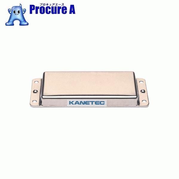 カネテック 小型プレートマグネット KPM-H1005 ▼808-6023 カネテック(株)