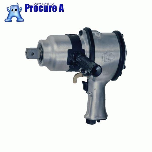 空研 1インチSQ超軽量インパクトレンチ(25.4mm角) KW-3800P ▼295-4427 (株)空研