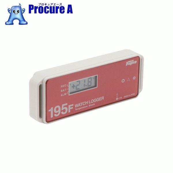 Fujita 表示付温度・衝撃データロガー(フェリカタイプ) KT-195F ▼453-7203 (株)藤田電機製作所