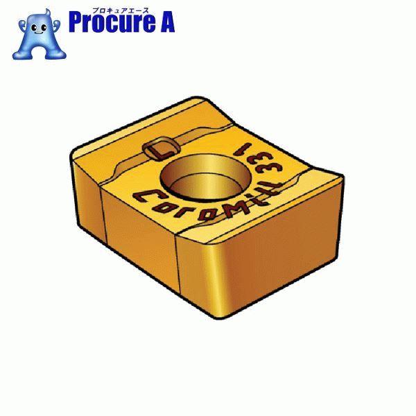 サンドビック コロミル331用チップ 1025 COAT L331.1A-145030H-WL 1025 10個▼609-7529 サンドビック(株)コロマントカンパニー