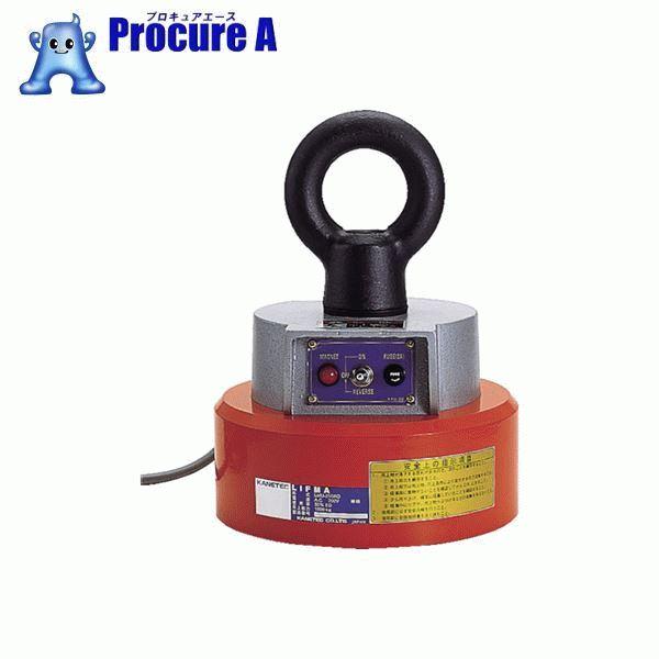カネテック 小形電磁リフマ(整流器内蔵形 LMU-20SRD ▼164-5030 カネテック(株)