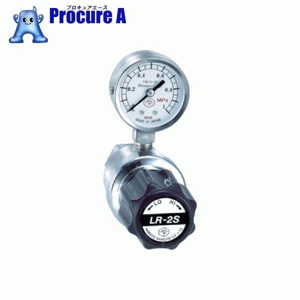 ヤマト 分析機用ライン圧力調整器 LR-2S L5タイプ LR2SRL5TRC ▼434-4677 ヤマト産業(株)