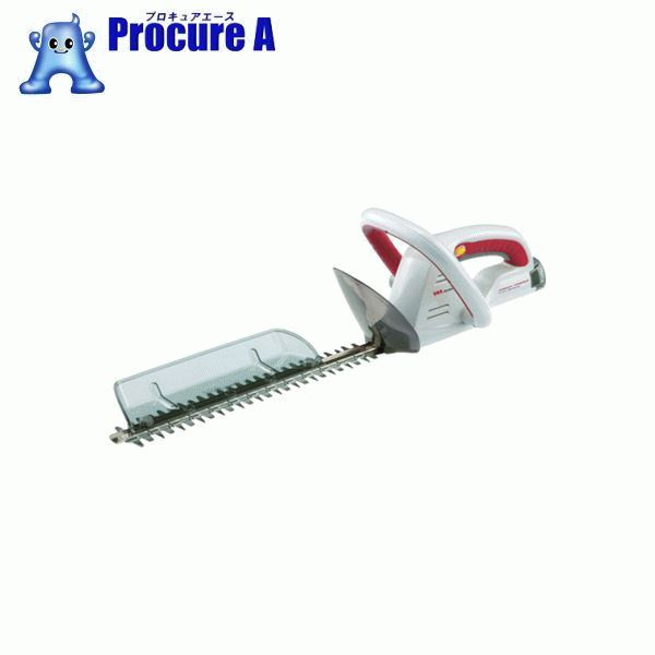ムサシ 充電式ヘッジトリマー350mm LIH-1350 ▼480-3906 (株)ムサシ