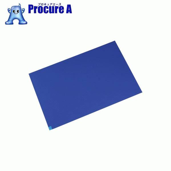 メドライン マイクロクリーンエコマット ブルー 600×1200mm(10枚入) M6012B 10枚▼497-1167 メドライン・ジャパン合同会社