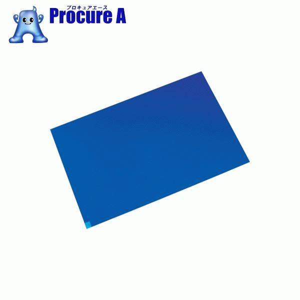 メドライン マイクロクリーンエコマット ブルー 600×900mm (10枚入) M6090B ▼497-1183 メドライン・ジャパン合同会社