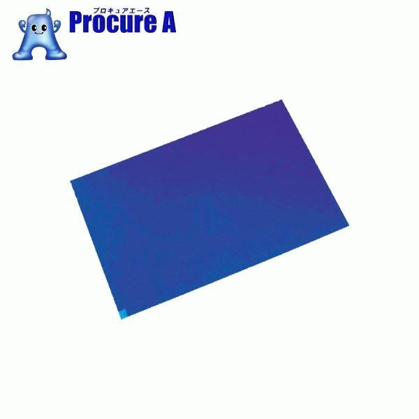 メドライン マイクロクリーンエコマット ブルー 600×900mm (10枚入) M6090BL 10枚▼497-1191 メドライン・ジャパン合同会社