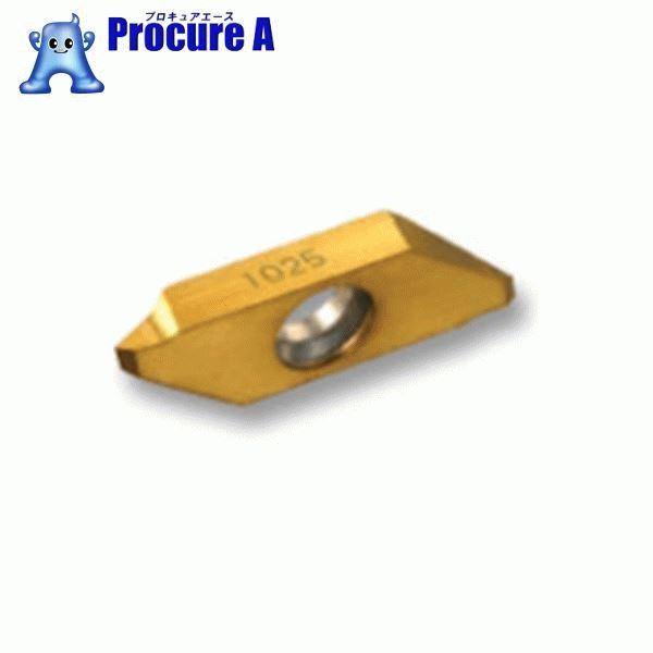 サンドビック コロカットXS 小型旋盤用チップ 1025 MATL360-A ▼607-3204 サンドビック(株)コロマントカンパニー