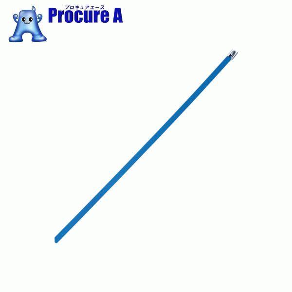 パンドウイット MLTタイプ フルコーティングステンレススチールバンド SUS316 青 幅8.1mm 長さ363mm 50本入り MLTFC4H-LP316BU MLTFC4H-LP316BU ▼477-4833 パンドウイットコーポレーション