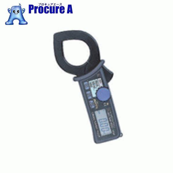 KYORITSU 漏れ電流・負荷電流測定用クランプメータ(RMS) MODEL2433R ▼479-6713 共立電気計器(株)