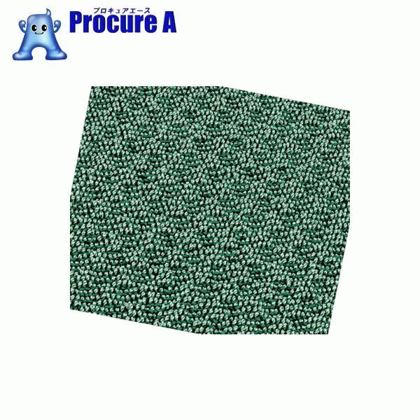 テラモト ニューリブリードマット900×1800mmグリーン MR-049-356-1 ▼404-0295 (株)テラモト
