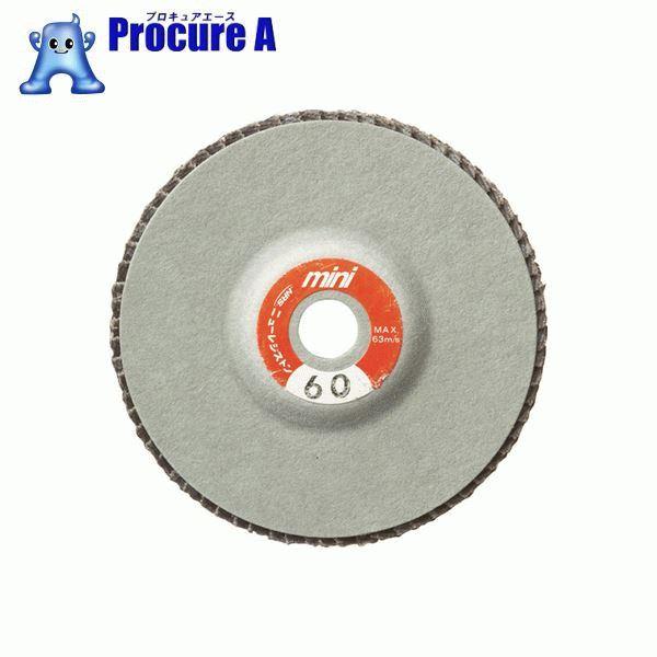 NRS ミニピーホイル 75×10 A80 MPW75A80 5枚▼431-8323 ニューレジストン(株)