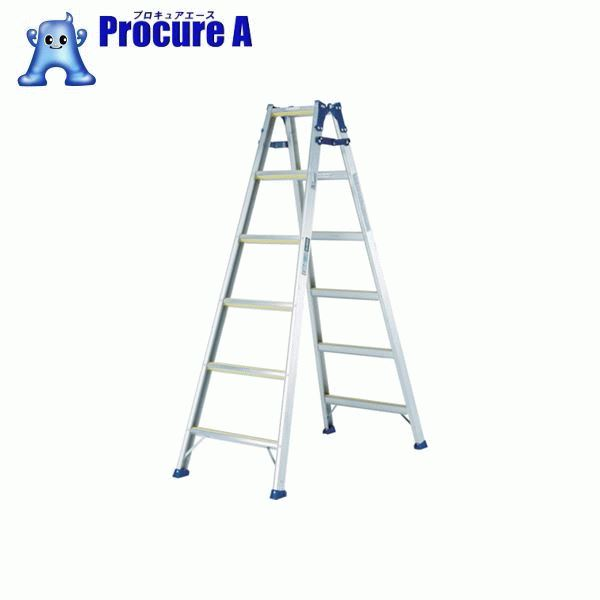 アルインコ 兼用脚立 1.70m 最大使用質量100kg MXJ180F ▼351-6598 アルインコ(株)住宅機器事業部