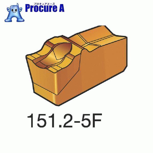 サンドビック T-Max Q-カット 突切り・溝入れチップ 235 COAT N151.2-200-5F 235 10個▼154-9821 サンドビック(株)コロマントカンパニー