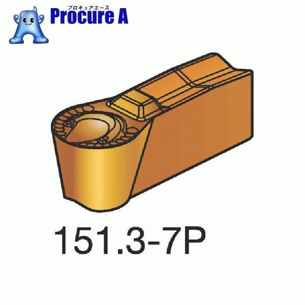 サンドビック T-Max Q-カット 突切り・溝入れチップ 4225 N151.3-300-25-7P ▼339-3372 サンドビック(株)コロマントカンパニー
