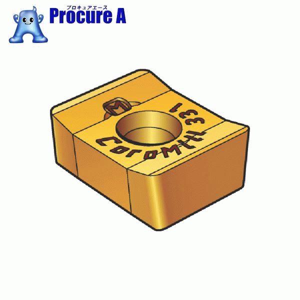 サンドビック コロミル331用チップ 1040 COAT N331.1A-05 45 08H-MM 1040 10個▼606-6062 サンドビック(株)コロマントカンパニー