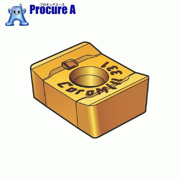 サンドビック コロミル331用チップ 1040 COAT N331.1A-08 45 08H-ML 1040 10個▼606-6071 サンドビック(株)コロマントカンパニー